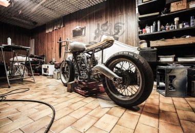 Comment décorer un garage