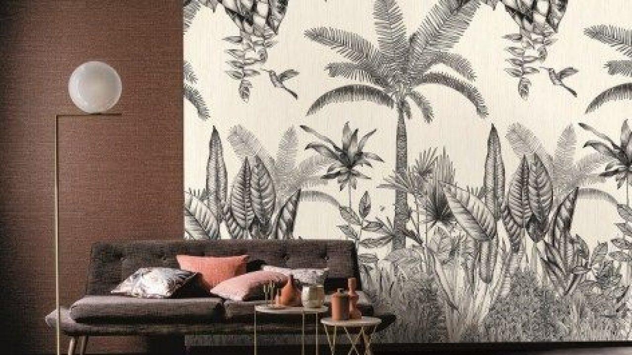 Papier Peint Chambre Moderne papier peint 3d chambre salon black and white sketch